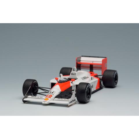 Eidolon: McLaren Honda MP4/4, Treino em Monaco 1988: FE014C