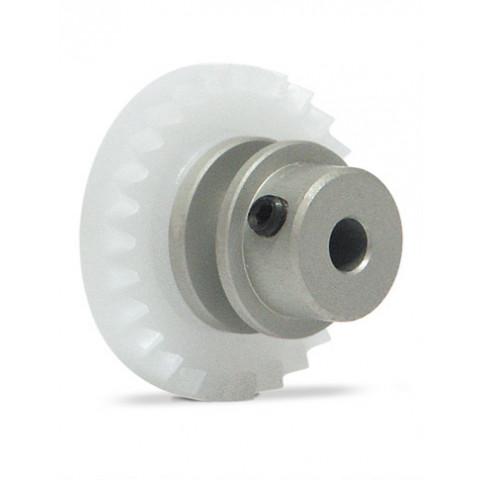 Slot.it - Coroas IL de 23 a 30 dentes, OFFSET, Plastico com Alumínio