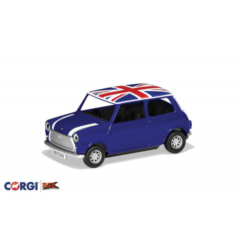 Corgi - Best of British Classic Mini - Blue: GS82113