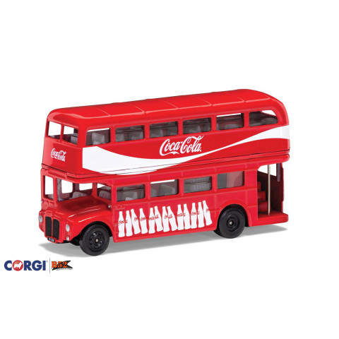 Corgi - London Bus, Coca-Cola®: GS82332
