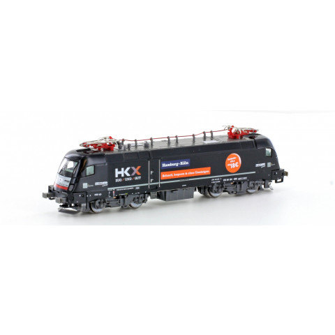 Hobbytrain / Lemke - E-Lok BR182 Taurus (N): H2782