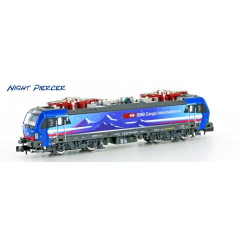 Hobbytrain / Lemke - E-Lok BR193 Vectron (N): H2999