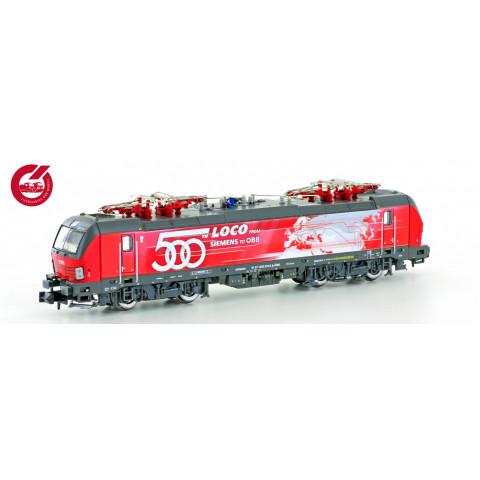 Hobbytrain / Lemke - E-Lok Rh1293 Vectron, ÖBB (N): H3001