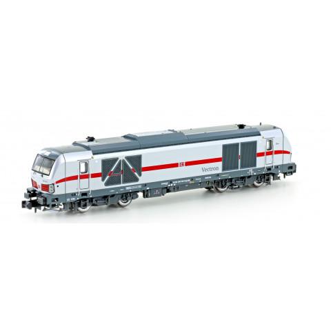 Hobbytrain / Lemke - Locomotiva BR 247 502 Vectron (N): H3108