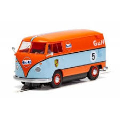 "Scalextric / Superslot - VW Kombi Fechada ""Panel Van T1B"" - Gulf: C4060 - H4060"