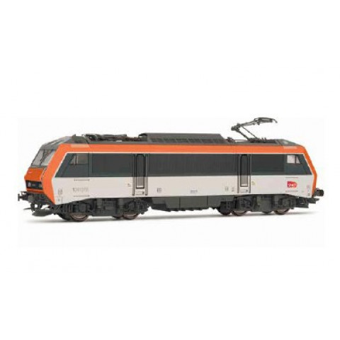 "Jouef HO - Locomotiva Elétrica BB 26000: SNCF ""Béton"" - HJ2259"
