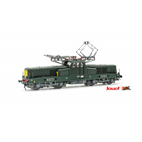 Jouef HO - Locomotiva Elétrica Classe BB 13000, SNCF: HJ2337