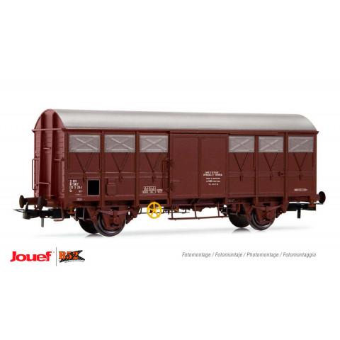 Jouef HO - Vagão Fechado de dois eixos, SNCF: HJ6188
