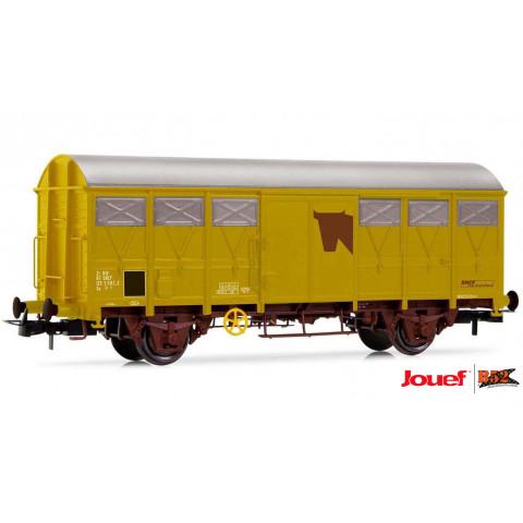 Jouef HO - Vagão Fechado de dois eixos, SNCF: HJ6189