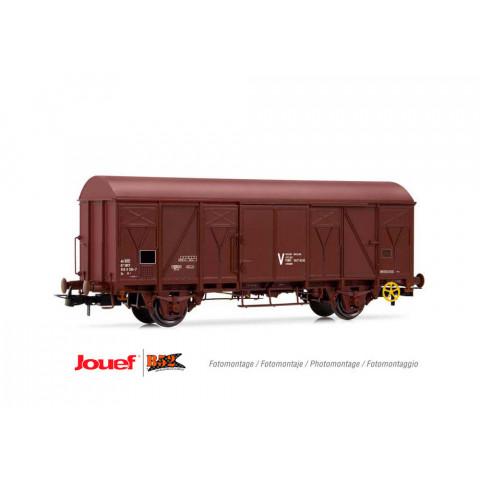 Jouef HO - Vagão Fechado de dois eixos, SNCF: HJ6190