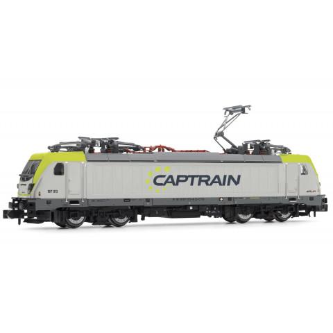 Arnold N - Locomotiva Elétrica Classe 187, Captrain - HN2408