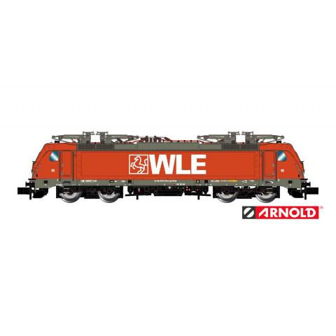 Arnold N - Locomotiva Elétrica Classe 187, WLE - HN2437