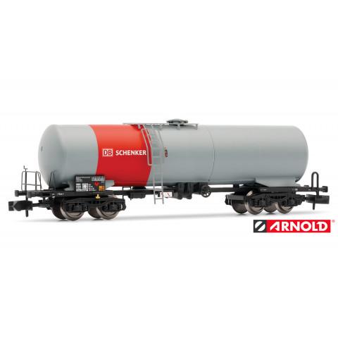 "Arnold N - Vagão Tanque de 4 eixos para Gás, ""DB Schenker"" - HN6370"