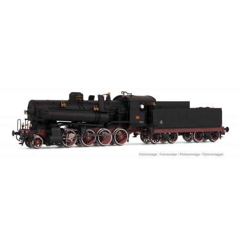 Rivarossi HO - Locomotiva Vapor Gr. 743 390, FS: HR2746