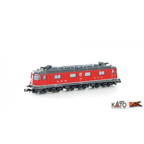 Kato / Lemke (N) - Locomotiva Elétrica SBB Re 620: K10173