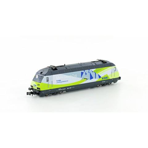 Kato / Lemke - E-Lok BLS Re 465, Lötschberg Basistunnel (N): K137124