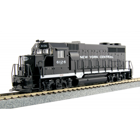 Kato HO - EMD GP35 Phase Ia - New York Central - #6126: 37-3024