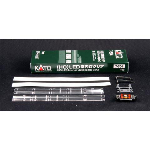 Kato HO - Kit de Iluminação para Carros escala HO - 1 jogo: 7-504