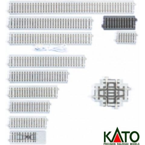 Kato HO - Trilho Reto S94: 2-111