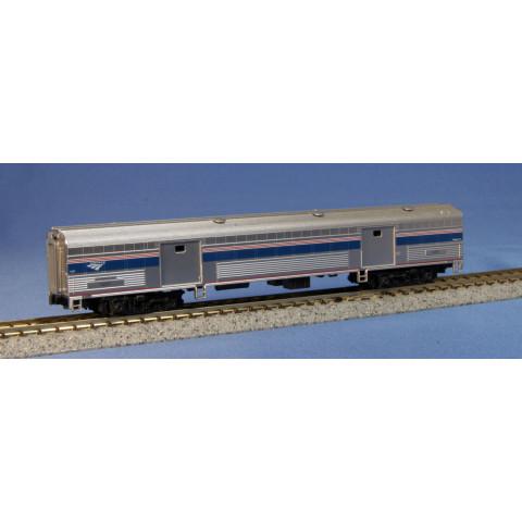 "Kato ""N"" - Amtrak Baggage Car Phase VI # 1221: 156-0953"