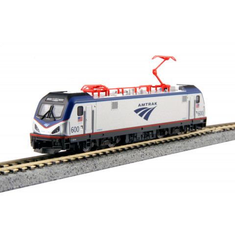 "Kato N - Amtrak Siemens ACS-64 #600 ""David L. Gunn"" - 137-3001"