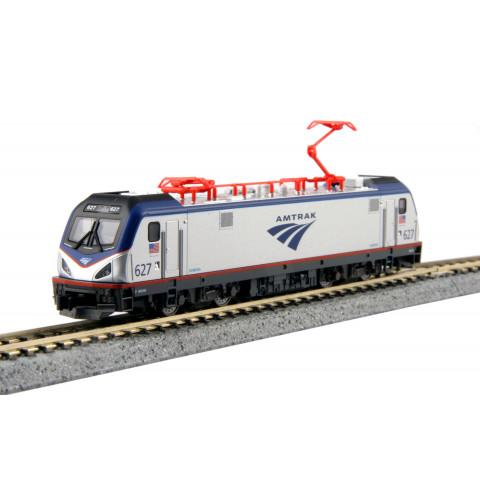 Kato N - Amtrak Siemens ACS-64 #627 - 137-3002