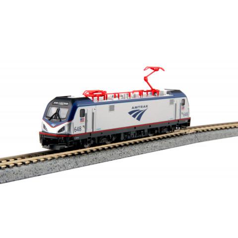 Kato N - Amtrak Siemens ACS-64 #648 - 137-3003