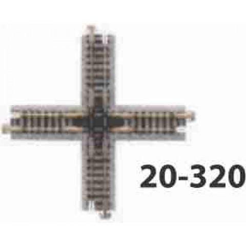 Kato N - Cruzamento 90°: 20-320