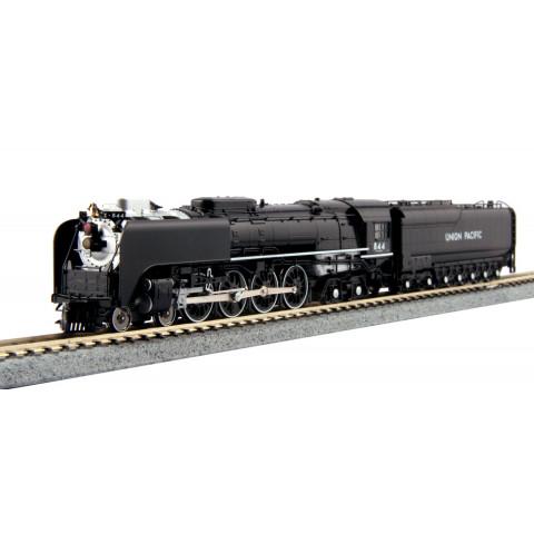 Kato N - FEF-3 Locomotiva a Vapor UP,  #844: 126-0401
