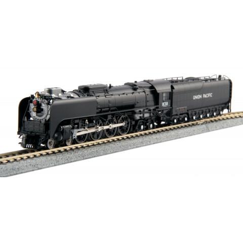 "Kato N - FEF-3 Locomotiva a Vapor UP ""Freight Version"",  #838: 126-0402"
