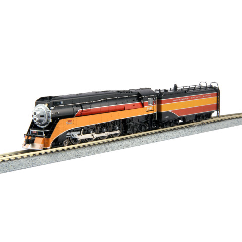"Kato N - GS-4 Locomotiva a Vapor SP ""Daylight"",  #4449: 126-0307"