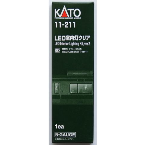 Kato N - Kit de Iluminação para Carros escala N - 1 jogo: 11-211