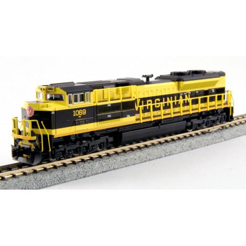 Kato N - Locomotiva SD70ACe (Virginian) - #1069