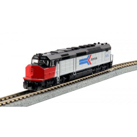 Kato N - Locomotiva SDP40F Type I, Amtrak Phase I #505: 176-9202