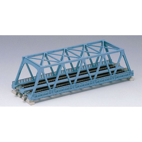 Kato N - Ponte Treliça Dupla - Azul Claro: 20-436