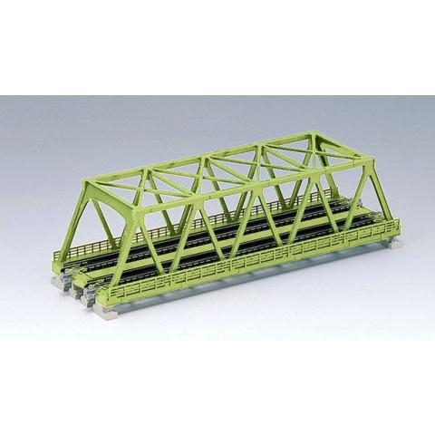 Kato N - Ponte Treliça Dupla - Verde Claro: 20-439