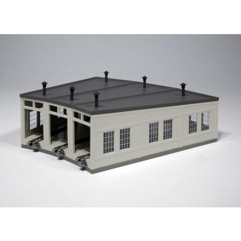 """Kato N - """"Roundhouse"""", Garagem Circular : 23-240"""