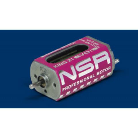 NSR - Motor King, 21.400 rpm, aberto (magenta) - 3023
