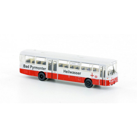 """Minis / Lemke - Ônibus Estático MB O 307, DB """"Bad Pyrmonter"""" (N): LC4021"""