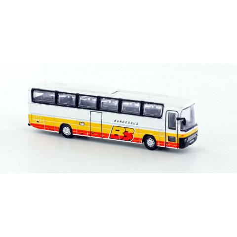 "Minis / Lemke - Ônibus Estático MB O 303, ""Bundesbus"" (N): LC4423"