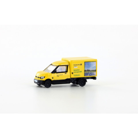 "Minis / Lemke - ""Street Scooter"", DHL (N): LC4551"