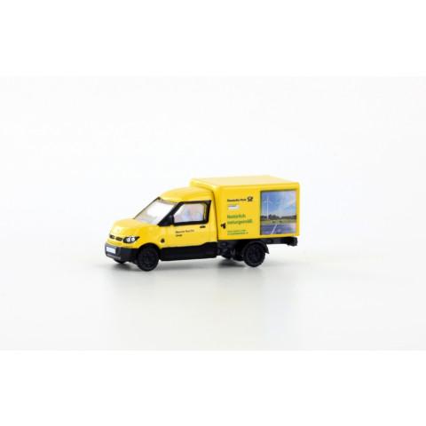 "Minis / Lemke - ""Street Scooter"", DHL (N): LC4551"