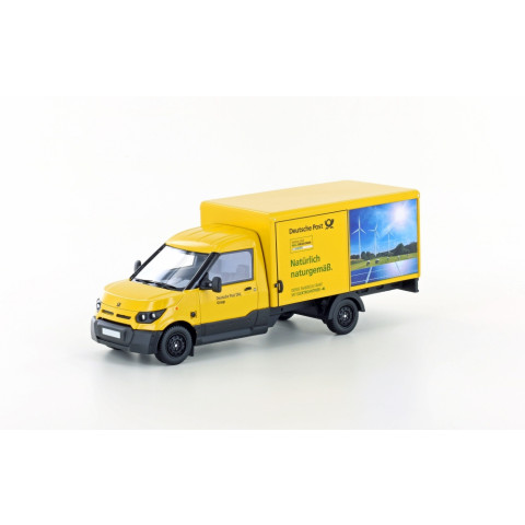 "Minis / Lemke - ""Street Scooter"" Work-L (Long), DHL - 1/43: LC7104"