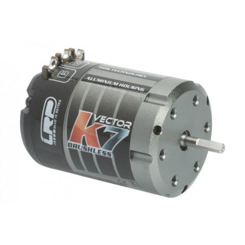 LRP - Motor VECTOR K7 Brushless: 17.5T - 1:10 - 50481