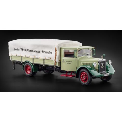 CMC - Mercedes-Benz Caminhão Verde, 1933-36: M-170