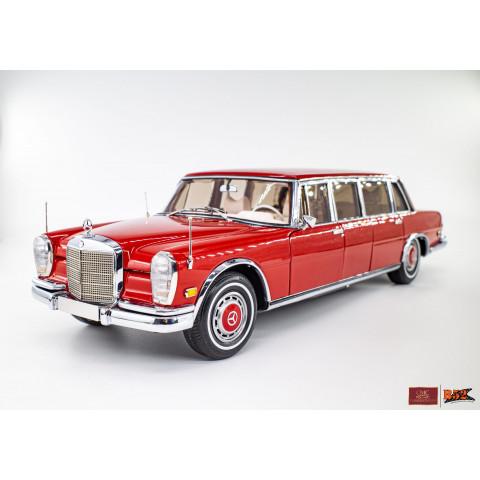 CMC - Mercedes-Benz 600 Pullman, Red Baron: M-216