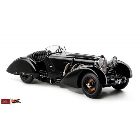 "CMC - Mercedes SSK Trossi 1932, ""Black Prince"": M-225"