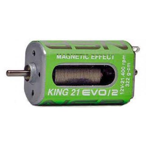 NSR - Motor King 21.40K : 21.400 rpm (verde) - 3022