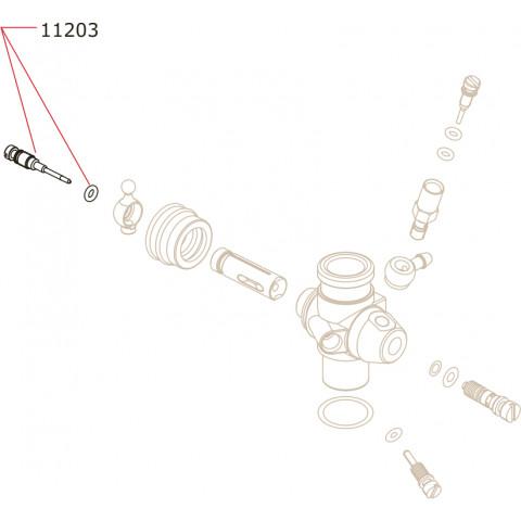 Novarossi -  Agulha da Baixa: NV-11203