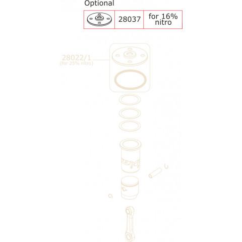 Novarossi - Espoleta, 3,5cc: NV-28037